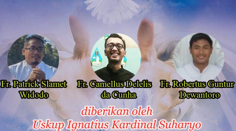 Tahbisan Diakon Keuskupan Agung Jakarta