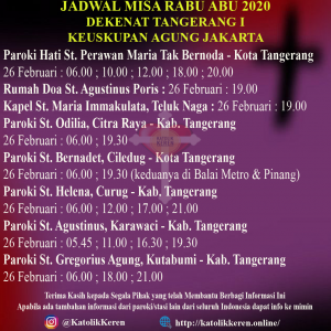 Dekenat Tangerang I