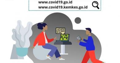 Situs Informasi Nasional Covid19