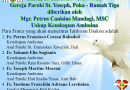 Tahbisan Diakon Keuskupan Amboina 2020