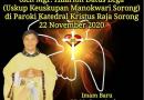 Tahbisan Imam Keuskupan Manokwari Sorong 2020