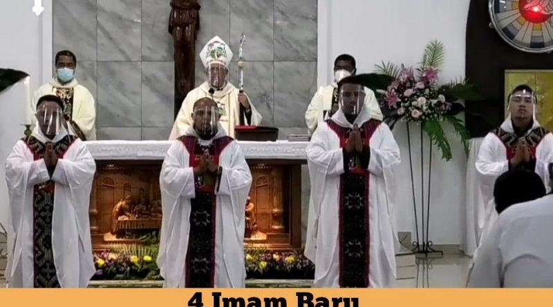 Tahbisan Imam OFM 2020