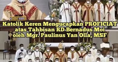 Tahbisan Imam Keuskupan Tanjung Selor