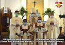 Tahbisan Diakon Keuskupan Malang 2020