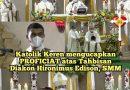 Tahbisan Diakon SMM Malang 2021
