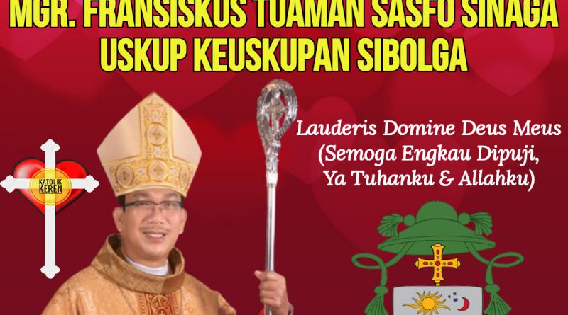 Tahbisan Uskup Keuskupan Sibolga